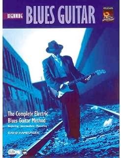 Complete Blues Guitar Method: Beginning Blues Guitar, Book & Enhanced CD (Paperback) - Common