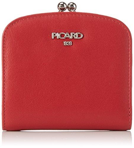 Picard BINGO 80593420 Damen Geldbörsen 10x9x3 cm (B x H x T), Rot (Rot)