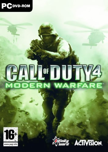 Call Of Duty 4 : Modern Warfare - Game Of The Year Edition Pc- Pc