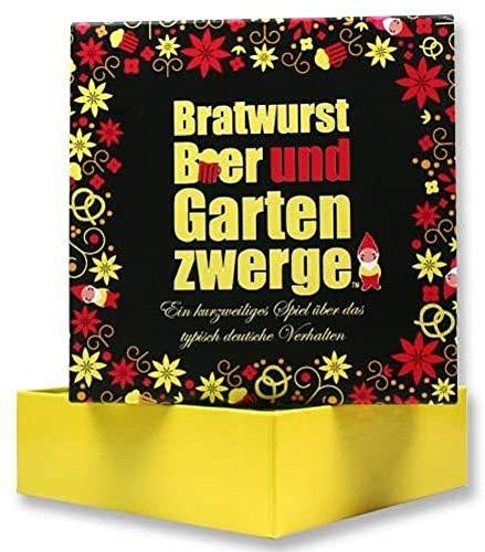 Unbekannt kylskapsp oesi 46001 – Bratwurst, la bière & Nains de Jardin