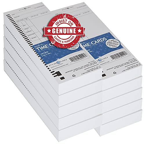 Pyramid Time Systems, 44100-10MB, 1,000 Count...