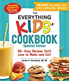 The Everything Kids' Cookbook, Updated Edition: 90+ Easy Recipes You'll Love to Make—and Eat! (Everything Kids) (English Edition)