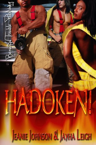 Hadoken! (The Chase is on Book 1)