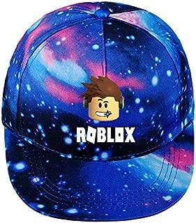 Osaro Shop Game Roblox Cartoons Kids Sun Baseball Caps Hat Hip Hop Hats Boy Girl Action Toy for Children Birthday Gift Fans Souvenir 1 PCs