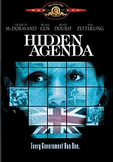 Best hidden agenda 1990 film Reviews