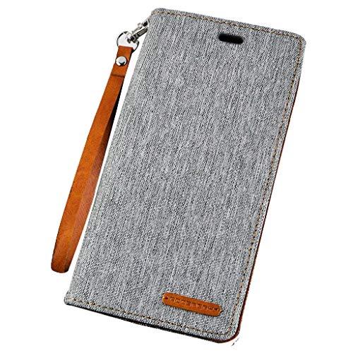 Leren tasje flip telefoonhoes Shell Xs Phone Case iPhone bescherming zwart grijs rood Drop Soft All Inclusive
