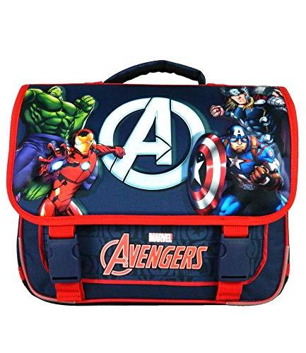 Bagtrotter AVNI10WEB Cartable Scolaire Avengers Bleu...