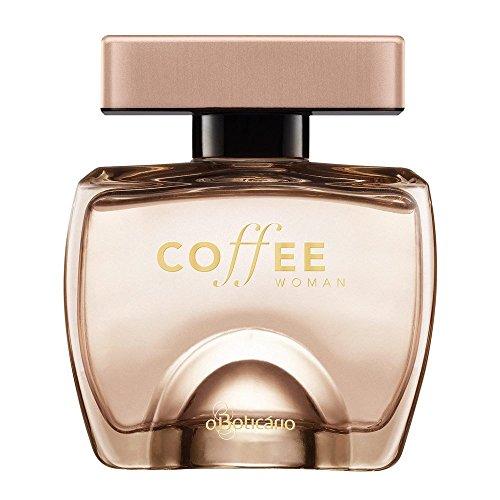 Linha Coffee Boticario - Colonia Coffee Woman 100ML - (Boticario Coffee Collection - Coffee Woman Eau De Toillete 3.38 Fl Oz) by Boticario