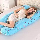 BeesClover Creative Lifestyle Almohada de apoyo para dormir desmontable para...
