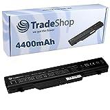 Batería de alto rendimiento para Hewlett Packard HP Probook 4510, 4515, 4515s, 4515S/CT, 4515-s, 4515SCT, 4710, 4710s, 4710-s, 4710S/CT, 4710SCT, 4720, 4720s, 4720-s, 4510s, 4510-s, 4510S/CT y 4510SCT (4400 mAh)