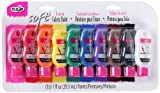 Tulip Soft Fabric Paint Kits - 10pk Rainbow-Tulip 5 Color Fabric Paint (10 Pack)