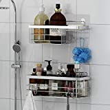 Product Image of the KESOL Adhesive Shower Caddy