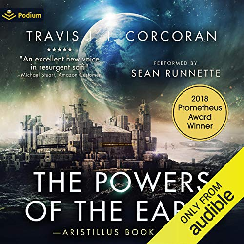 The Powers of the Earth Titelbild