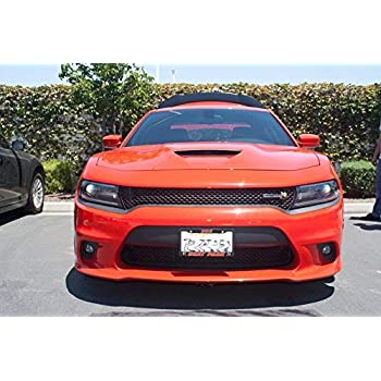 STO-N-SHO Removable Front License Plate Bracket for 2011-2014 Dodge Charger Super Bee// SRT8 Sto N Sho