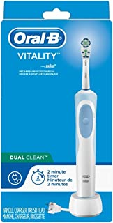 Oral-B Toothbrush Vitality Electric Dual Clean (2 Pack)