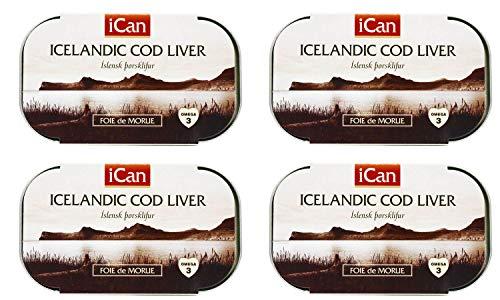 Hígado de bacalao en aceite natural | estañado | 115 g con...