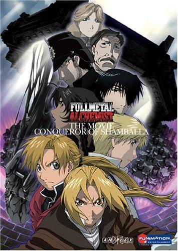 Fullmetal Alchemist The Movie Conqueror of Shamballa product image