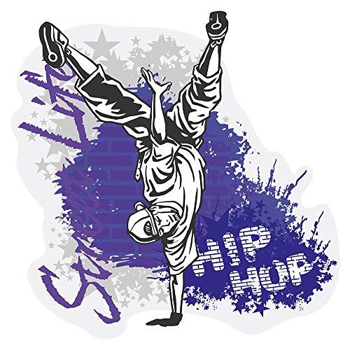 Compare Prices For Graffiti Bboy Musik Hipster 1990er Graffiti Tanzen Across All Amazon European Stores