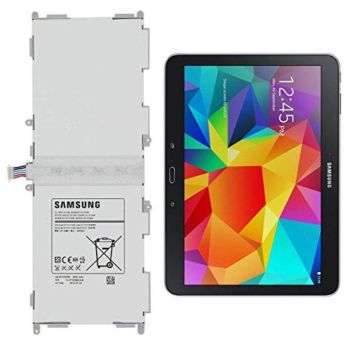 """Batteria Samsung EB-BT530FBE, 6.800 mAh, compatibile con Galaxy Tab 4, 10,1"""", SM-T530, SM-T535"""