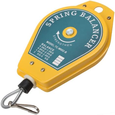 Retractable Spring Balancer 6.6-11LB Fixtures quality assurance Holder Tool At the price Hangin