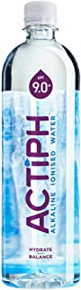ACTIPH Water Alkaline Ionised, 1000 ml