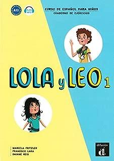 Lola y Leo 1. Cuaderno de ejercicios. Buch + Audio online: Curso de Español para Niños