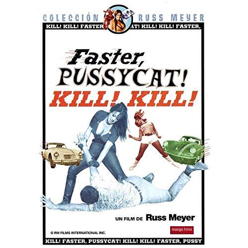 Die Satansweiber von Tittfield / Faster, Pussycat! Kill! Kill! (1965) ( ) [ Spanische Import ]