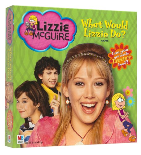 Lizzie McGuire: What Would Lizzie Do? Game