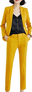 Best womens yellow suit Reviews