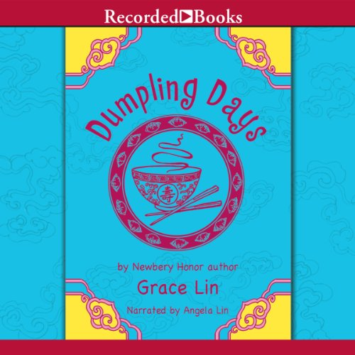 Dumpling Days audiobook cover art