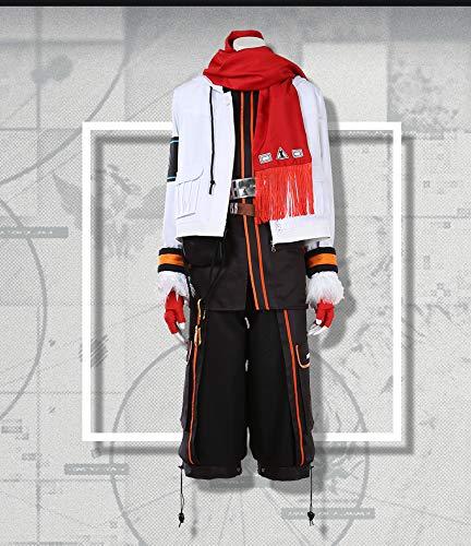 明日方舟cos先駆者のニュースはCourier服精二cosplay服装をカスタマイズした。 (女性, XL)