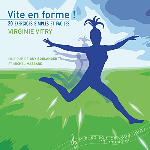 Vite en forme. 20 excercices simples et faciles audiobook cover art