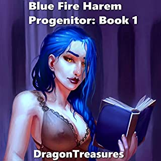Blue Fire Harem cover art