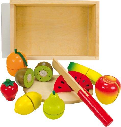 Ulysse - 56290 - Jeu d'imitation - Fruits à Découper