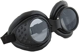 Radioactive Aviator Goggles, Black, One Size