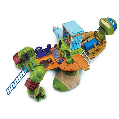 Tortugas Ninja - Mega Playset