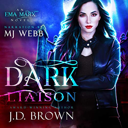 Dark Liaison Audiobook By J.D. Brown cover art