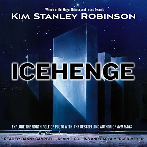 Icehenge cover art