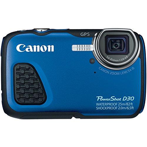 Canon PowerShot D30 Waterproof Digital Camera