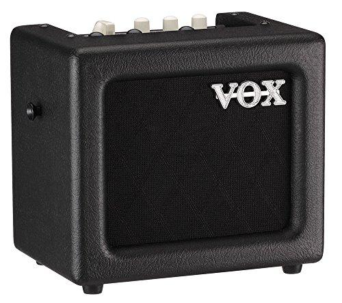 Vox MINI3-G2-BK-Verstärker Schwarz