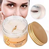 80Pcs Gold Moisturizing Eye Patch Eye Mask Under Eye Patches, Moisturising, Anti-Wrinkle, Under Eye Bags, Eye Mask for Dark Circle Eye Bag Removal Firming Eye Care