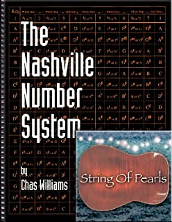 nashville numbering system guitar chart