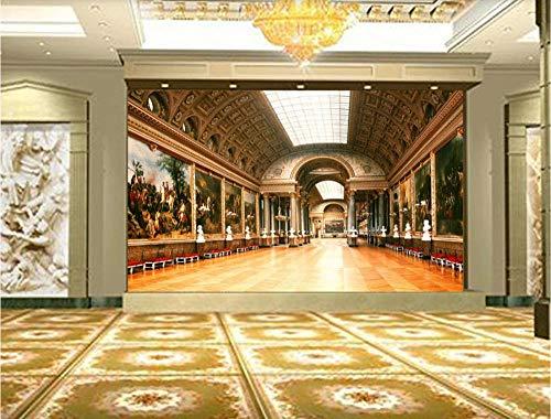 Fototapete Tapeten Wandbilder Museum Kunstgalerie Tapete Wandtapeten Für Schlafzimmer Wohnzimmer Büro (W) 300X(H) 210Cm