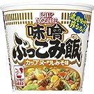 日清食品 カップヌードル 味噌 ぶっこみ飯 95g×6個