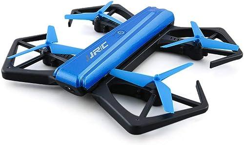 SOSAWeißaltbare Drohne mit Kamera, 720P HD-Kamera, WiFi-Live-Video-Drohne, 6-Achs-Gyro-Pocket-Quadcopter für Anf er