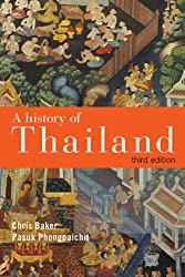 History of Thailand book cover