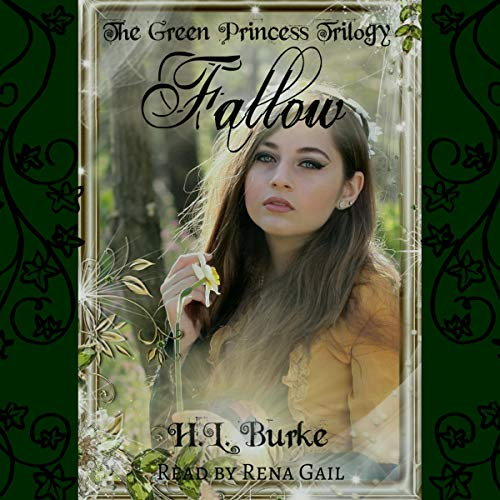 The Green Princess Trilogy audiobook cover art