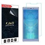 J&D Compatible para 3 Paquetes Sony Xperia L3 Protector de Pantalla, [NO Cobertura Completa] Prima Escudo de Película Transparente HD Protector de Pantalla - [No para Xperia L2/Xperia L1]