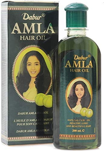 DABUR AMLA HAIR OIL NATURAL CARE FOR HEALTHY, LONG & BEAUTIFUL HAIR 200ML by Dabur