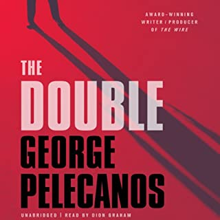 The Double audiobook cover art